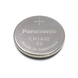 Panasonic CR 1632 Lithium Coin Cell Battery