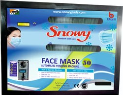 Manual Face Mask Vending Machine