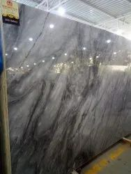 Polished Grey Picasso Marble