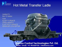 Hot Metal Ladle Transfer Carts
