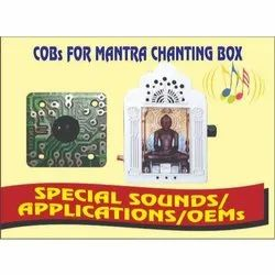 Religious Mantra Chanting Voice COB Chip for Electronics