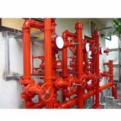 Cast Iron Fire Hydrant System
