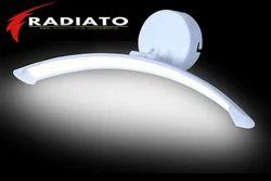 Cool White 6 Watt Curved LED Fancy Light