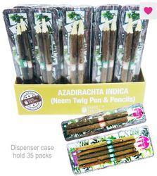 Neem Twig Pen And Pencils Set