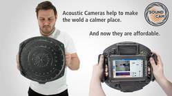 Sound Cam 2.0 Acoustic Camera