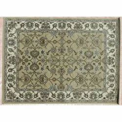Polyester Printed Hand Tufted Carpet