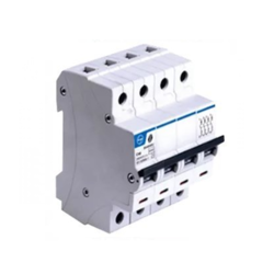 L&T 6 A 4 Pole Miniature Circuit Breakers