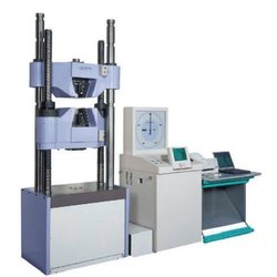 Shimadzu Hydraulic Universal Testing Machine