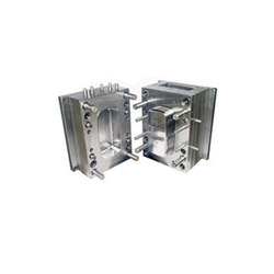 Plastics Silver Plastic Molds, For Moulding