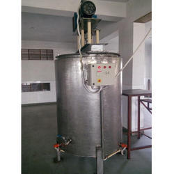 Shampoo Mixture Machine