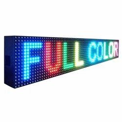 Full Color LED Sign Board