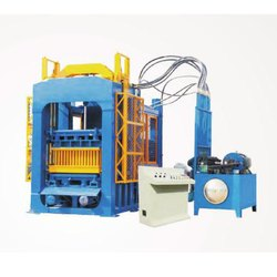 REIT Q Green Brick / Block  Making Machine - RT6