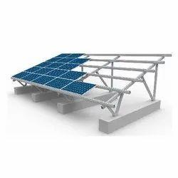 Almunium Solar Structure