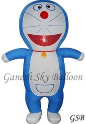 Doraemon Walking Inflatables