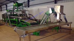 Kaju Shelling Machine
