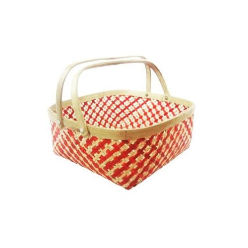 """Fruit Basket, Size/Dimension: Starts With 8"""" x 8"""""""