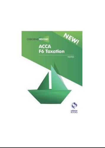 ACCA F6 NOTES PDF DOWNLOAD