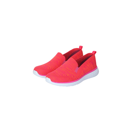 And Rubber Rlo0263Rs Pink Eva Red Shoes Tape Sports 4895 Ladies rCdeQxoBW