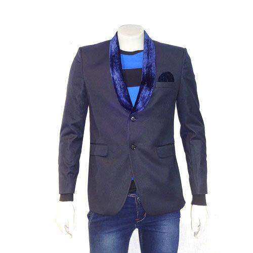 991234303 Small Blue Men  s Blazer