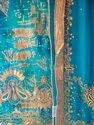 Embroidary Silk Suits Materials
