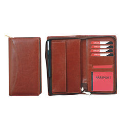 Passport Cum Cheque Book Holder