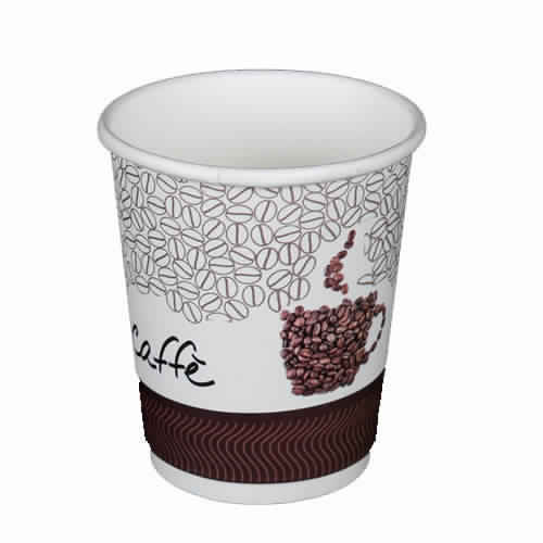 Paper Glasses - 130 ml Paper Cups Exporter from Mumbai