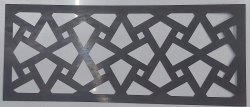 Laser Cutting Grills M.S. And S.S.