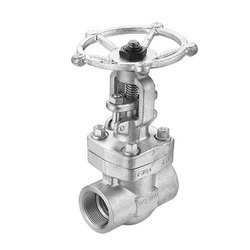 Forged Stainless Steel Gate valve