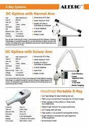 ALERIO DC Optima Dental X-Ray Machine - AERB Certificate
