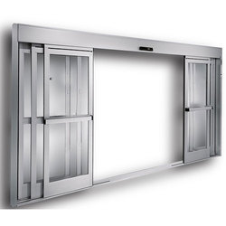 Auto Telescopic Sensor Sliding Door