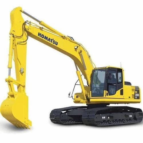 Used Machine L&T Komatsu PC 200 Excavator   ID: 20139556888