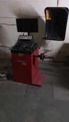 Wheel Balancing Service