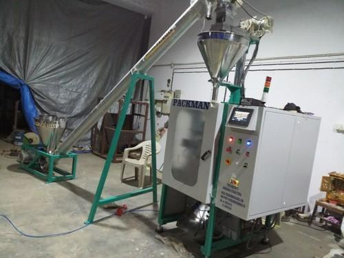 SS Powder Pouch  Filling Machine