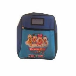 Balaji Enterprises Polyester Kids Printed Bag Pack, Capacity: 1.5 Kg