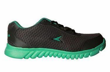bata Power Women Grey Sports Shoes