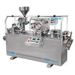 Pharmaceutical ALU Blister Packaging Machine