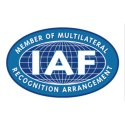 IAF Approved Certification