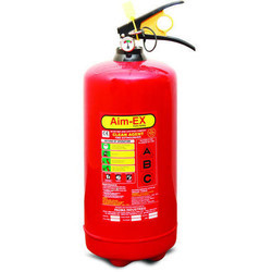 Aim-EX Carbon Steel 9 Kg Clean Agent Fire Extinguisher