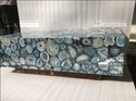 Blue Agate Center Table
