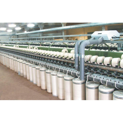 Textile Spinning Machine at Rs 500000/unit | Spinning Machinery | ID:  14159982212