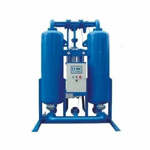 Aae Desiccant Air Dryer, Drying Capacity: 21 - 50 cfm, Dryer Horse ...