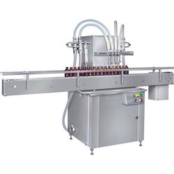 Steel Bottle Filling Machine
