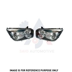 Headlamp Headlight For Maruti Suzuki Celerio Replacement Genuine Aftermarket Auto Spare Part