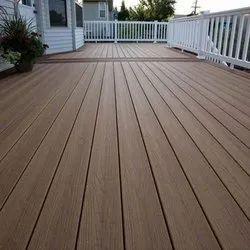 Composite Wood Deck Flooring