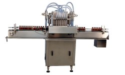 Fully Automatic Liquid Filling Machine (Volumetric Filling System)