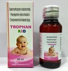Chlorpheniramine Maleate 2 mg Dextromethorphan Hydrobromide 10mg Phenylephrine Hydrochloride 5 Mg