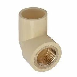 90 Degree CPVC Brass Elbow