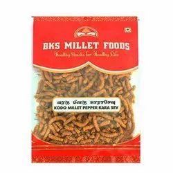Salty Kodo Millet Pepper Karasev, Packaging Type: Packet, Packaging Size: 100 Grams