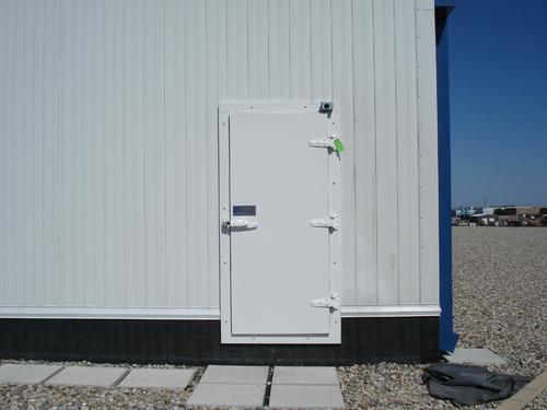 Hulk Lokpal Cold Storage Door