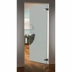 Plain Toughened Door Glass, For Office, Thickness: 2- 25 Mm